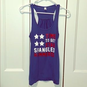 Tops - 4th of July tank!